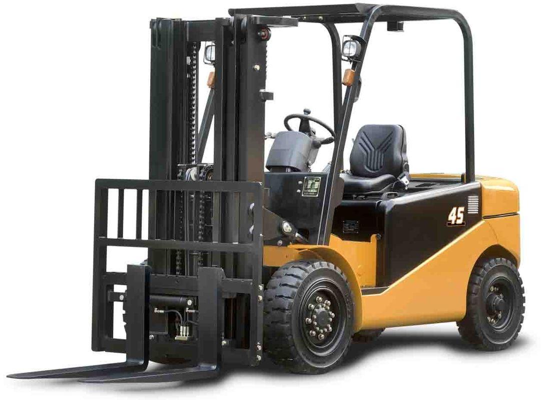 4 Ton Electric Multi Directional Forklift Truck 4 Wheel Hangcha HC
